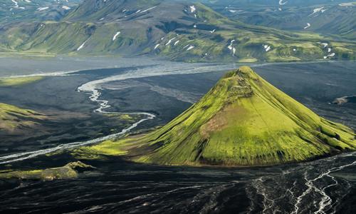 Maelifell, Iceland