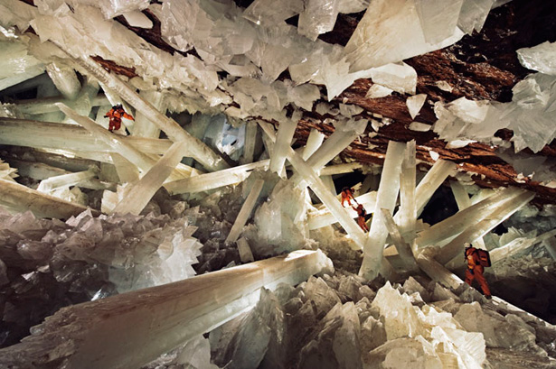 Cave Of Crystals, Mexico