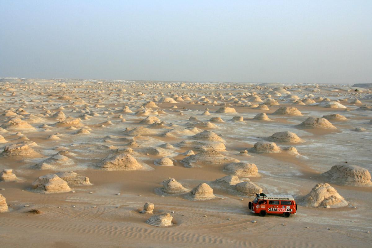 Sahara El Beyda, Egypt