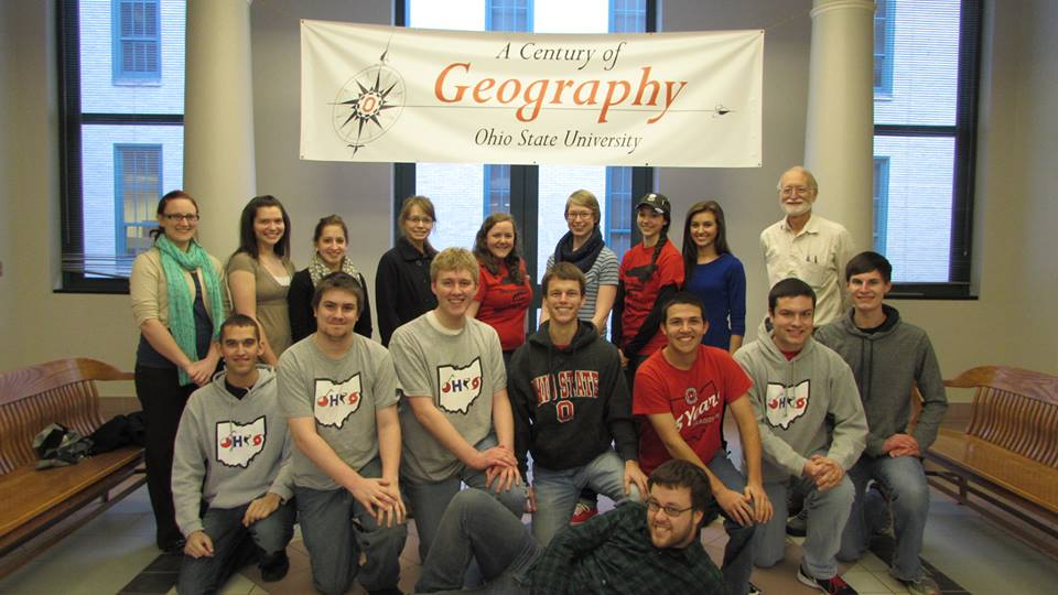 2017 Geography Symposia: How They Will Shape Our Future