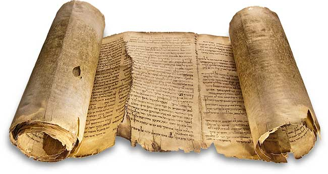 The Facsimile Of The Great Isaiah Scroll